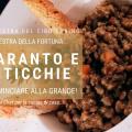 minestra di amaranto e lenticchie