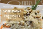 ricetta del risotto al castelmagno