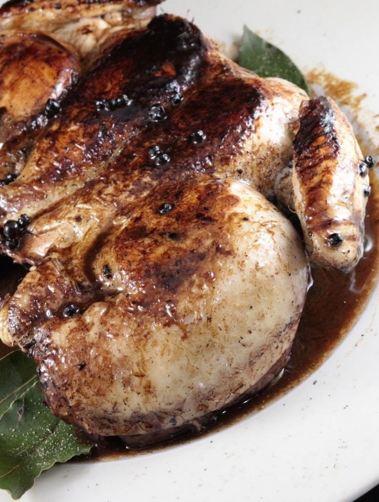 ricetta del pollo alla babi