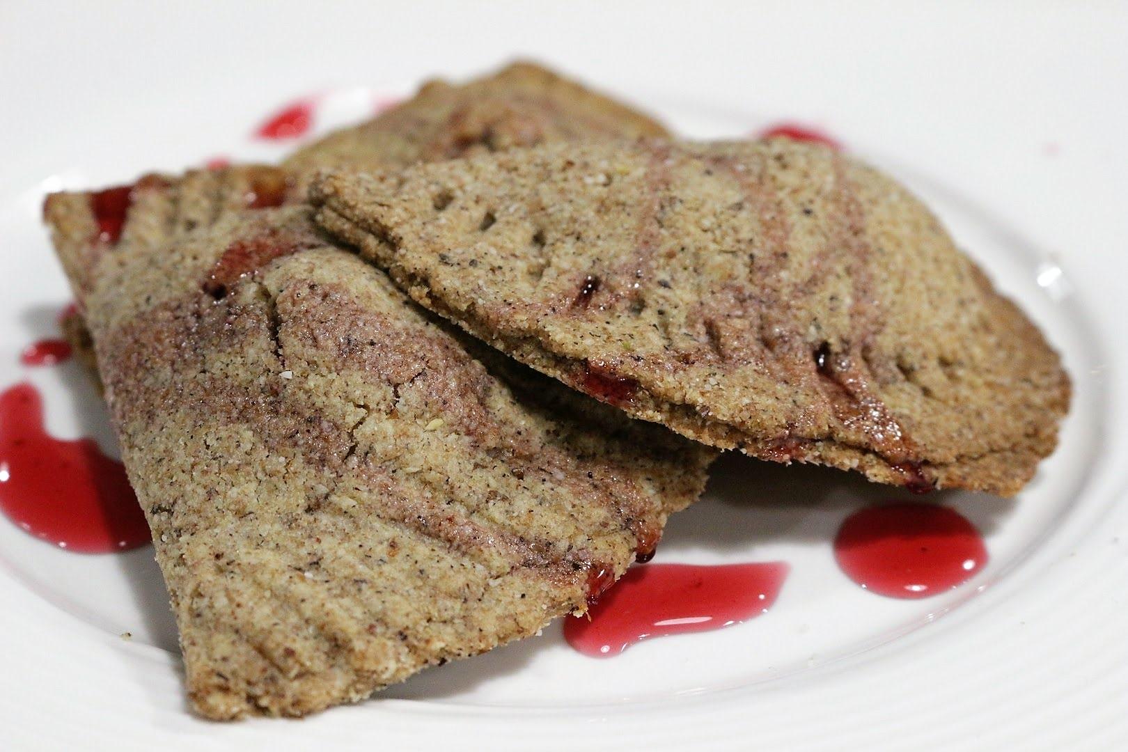 Biscotti senza glutine ripieni alla ricotta