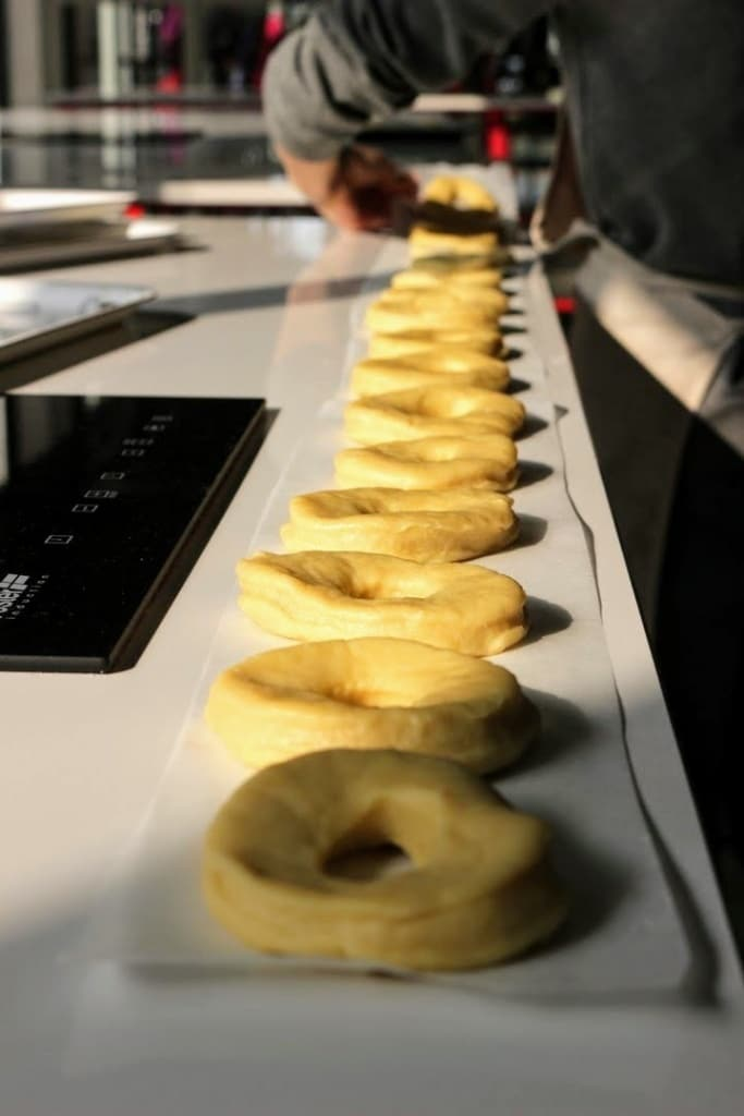 ricetta donuts