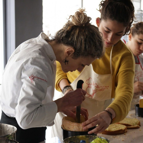 Lezione individuale-la palestra del cibo -