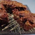 Torta di mele al cioccolato e spezie