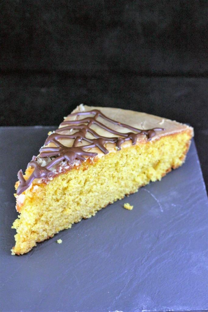 torta speziata alla zucca