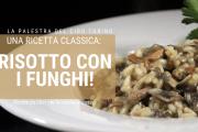 Ricetta del risotto con i funghi