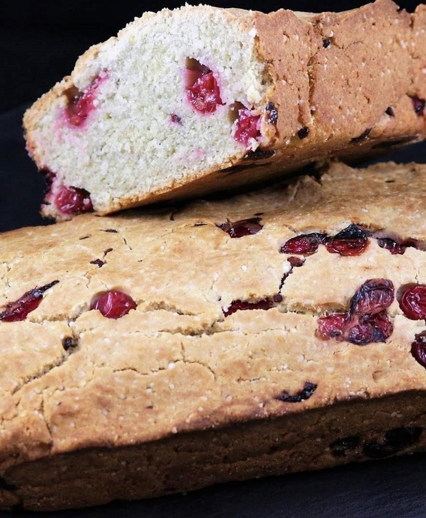 ricetta pane senza glutine al ribes e arancia