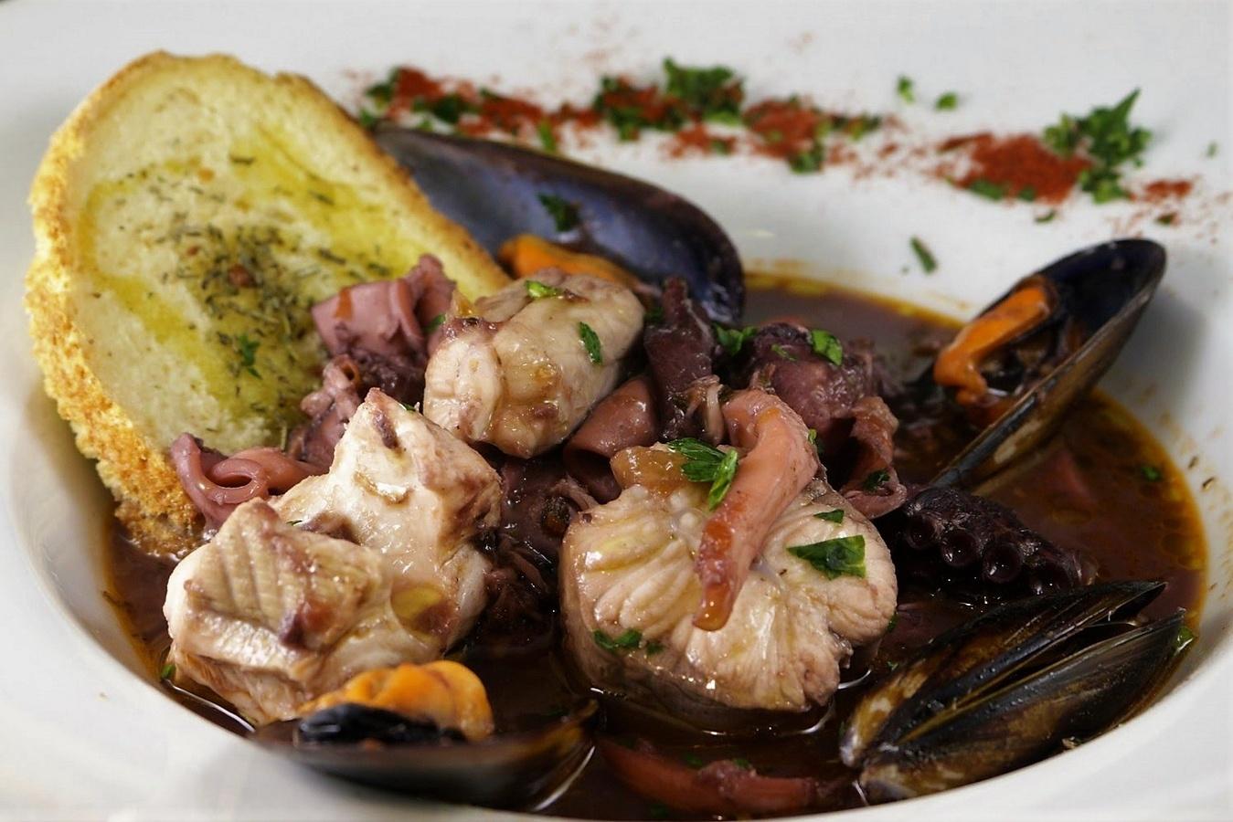 corso di cucina a torino zuppe di pesce