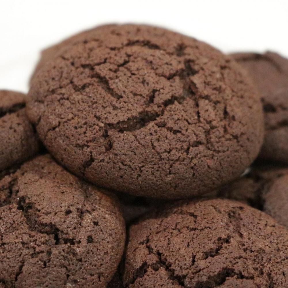 Cookies senza glutine al cioccolato