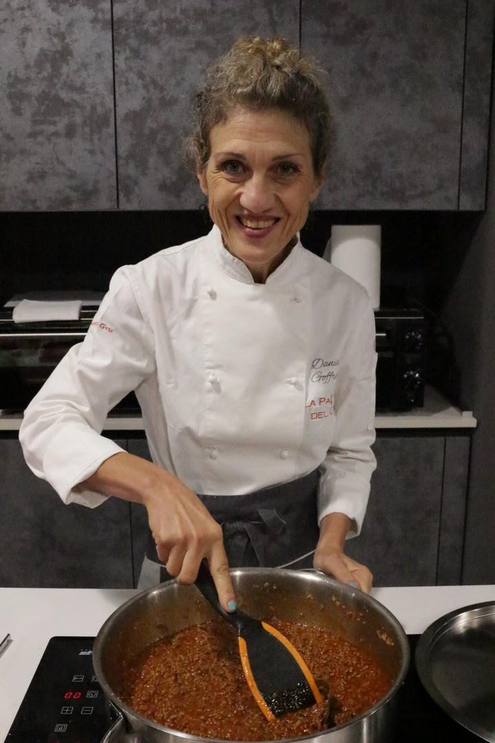 newsletter della scuola di cucina daniela
