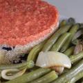 Gazpacho di quinoa e fagioli rossi