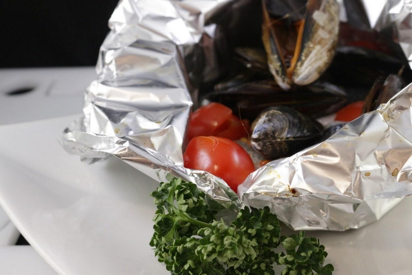 corso di cucina di base scuola di cucina a torino la palestra del cibo cottura al forno cottura al cartoccio cartoccio di verdure
