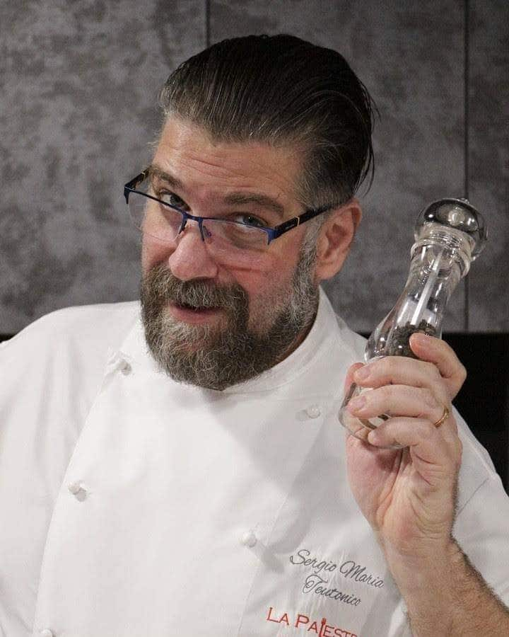 PERE ABATE CHEF TEUTONICO