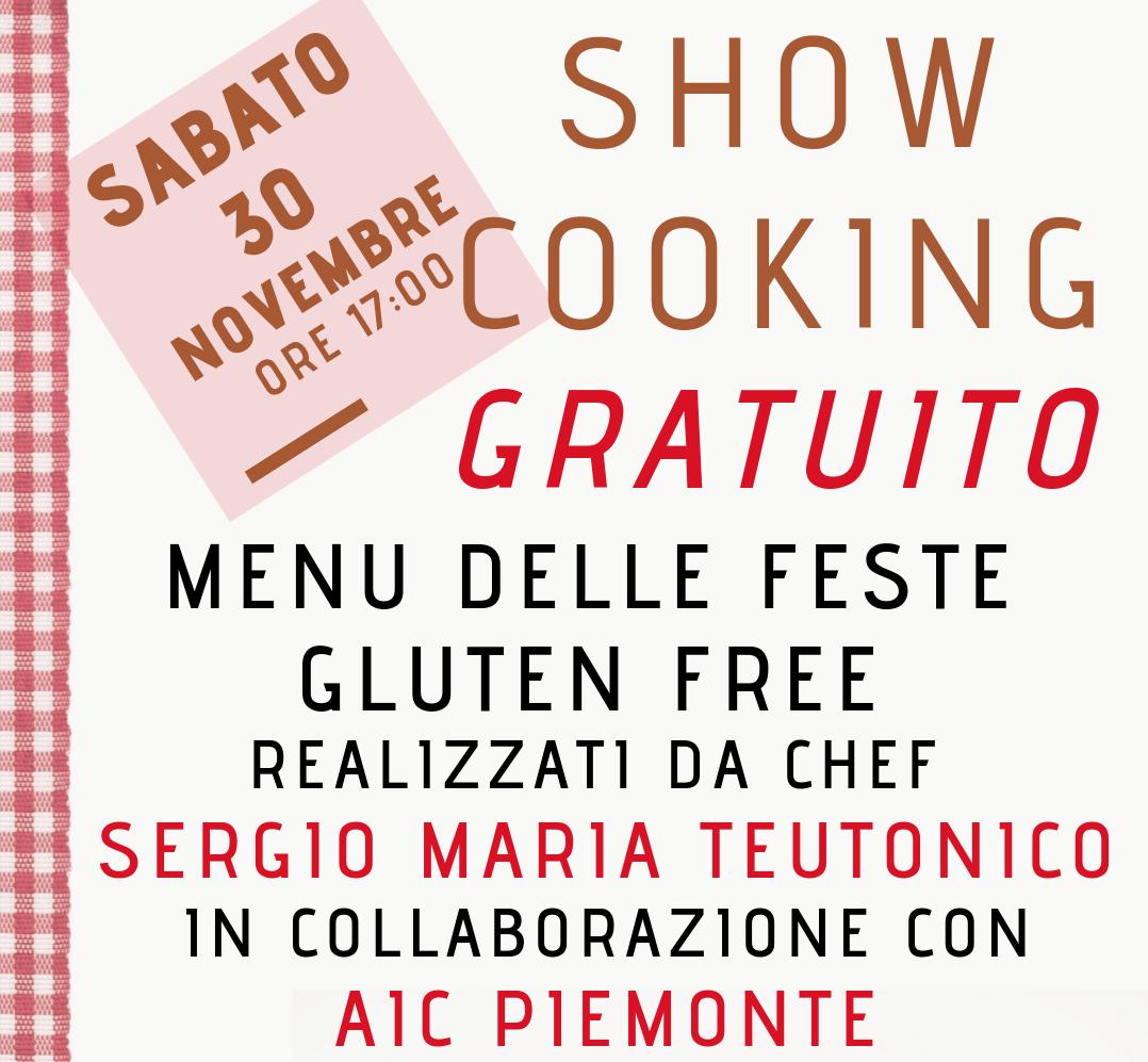corso di cucina senza glutine a torino scuola di cucina show cooking gratuito la palestra del cibo gluten free