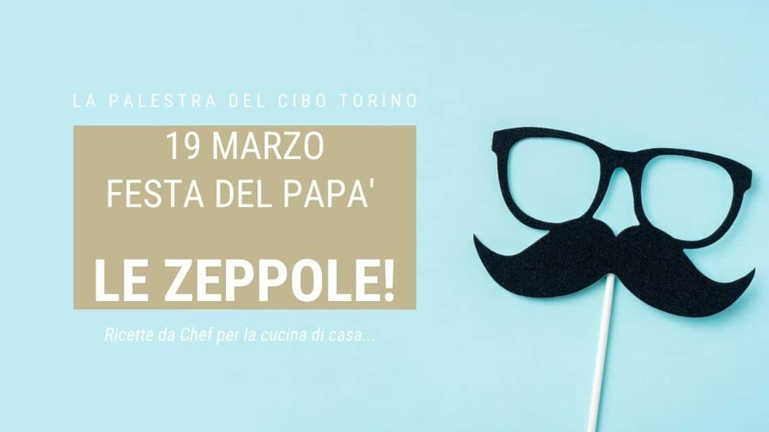 19 marzo festa del papà prepariamo le zeppole