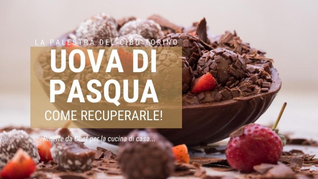 come recuperare il cioccolato
