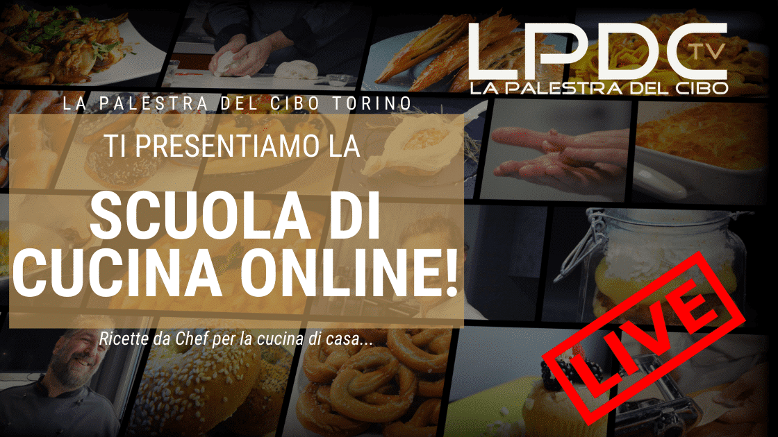 scuola di cucina online