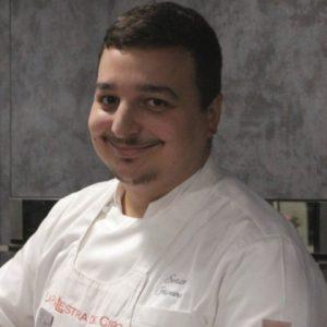 Enrico Ghignone Scuola di Cucina La Palestra del Cibo Torino