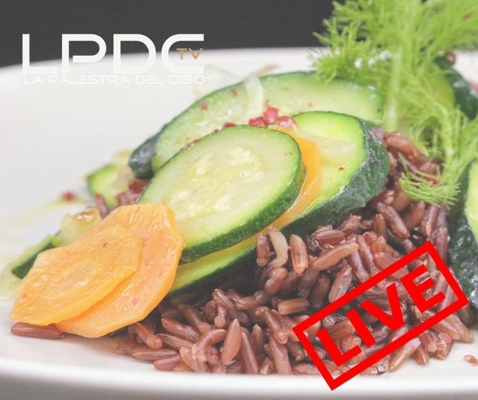 corso di cucina online scuola di cucina online la palestra del cibo tv 5 colori nel piatto regola dei 5 colori