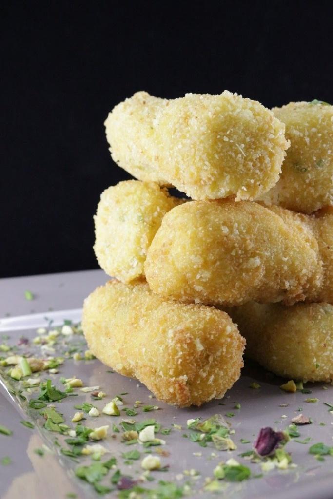 ricetta crocchette di patate classiche