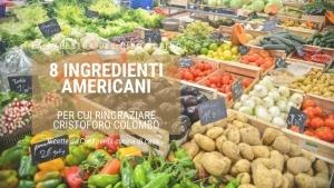 cristoforo colombo e gli ingredienti americani