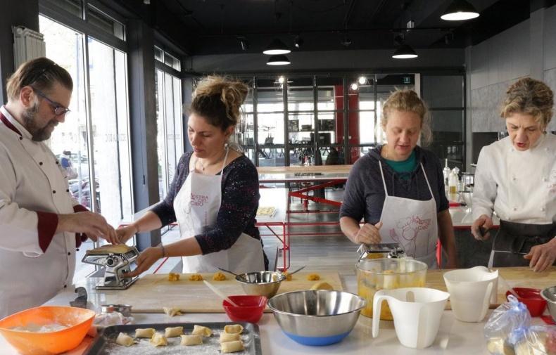 Scuola di Cucina La Palestra del Cibo