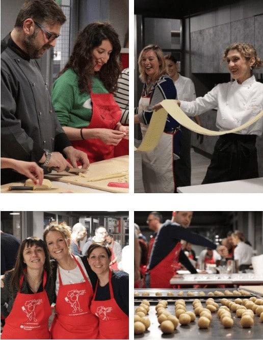team building cucina torino la palestra del cibo