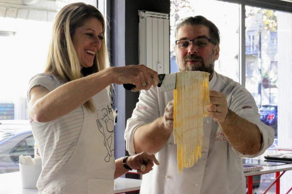 corsi di cucina privati La Palestra del Cibo Scuola di Cucina Torino