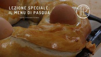 corso di cucina online lezione speciale il menu di pasqua