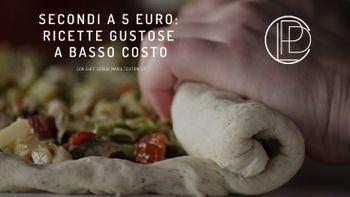 corso di cucina online secondi gustosi a 5 euro