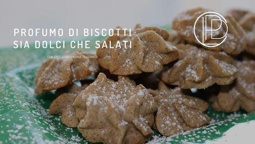 corso online biscotti dolci e salati