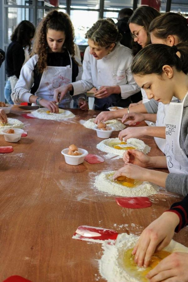 accademia junior chef torino la palestra del cibo scuola di cucina