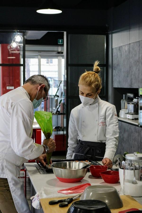 corsi di cucina professionali per cuochi la palestra del cibo torino
