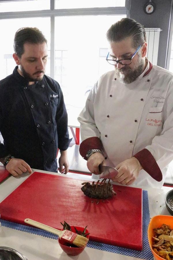 corsi per diventare chef la palestra del cibo torino