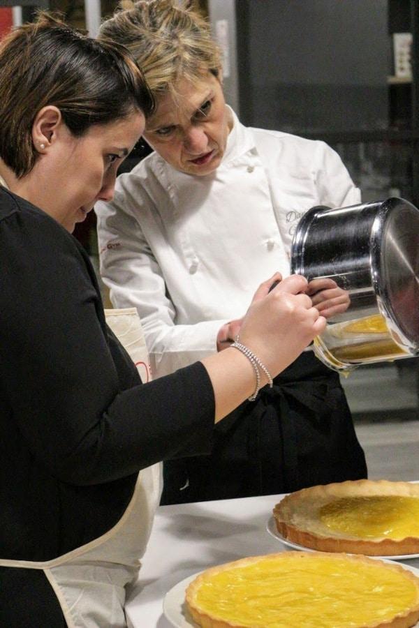 corso di cucina francese scuola di cucina La Palestra del Cibo
