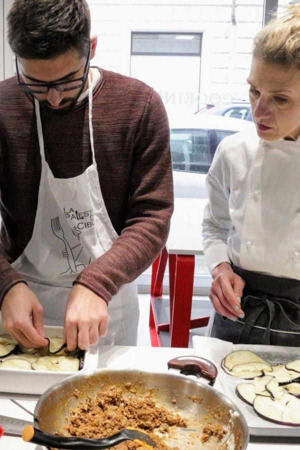 corso di cucina greca La Palestra del cibo Scuola di Cucina