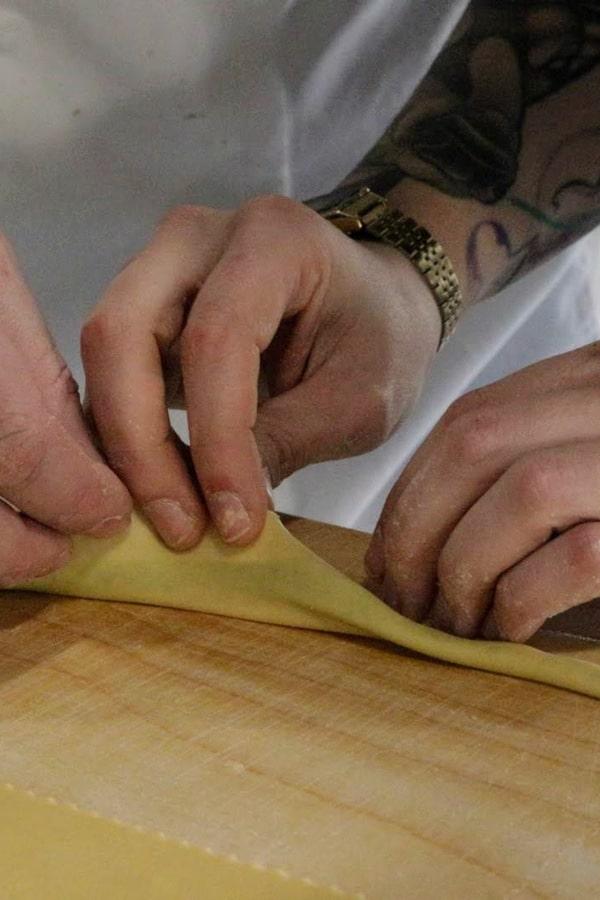 corso di pasta fresca la palestra del cibo scuola di cucina