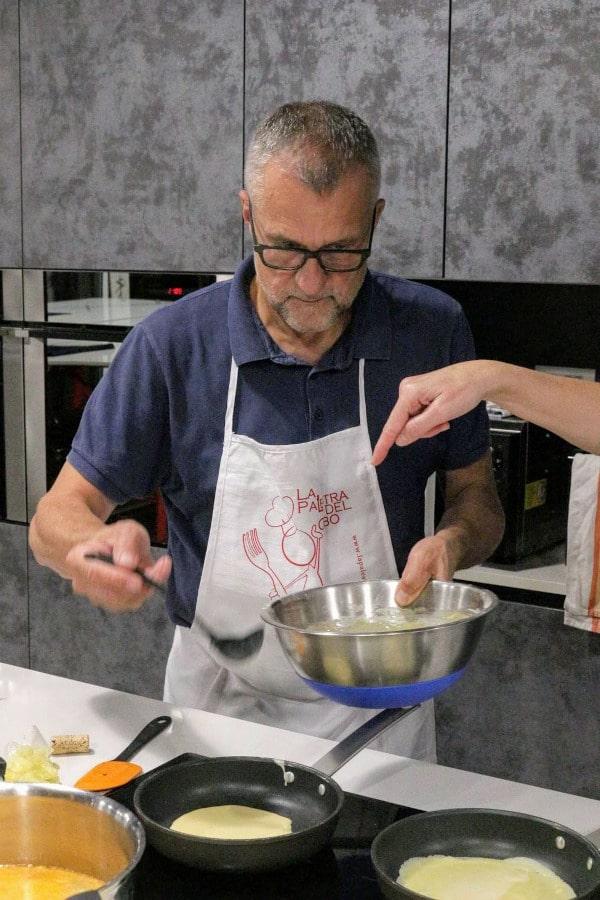 lezioni di cucina francese Scuola di Cucina La Palestra del Cibo
