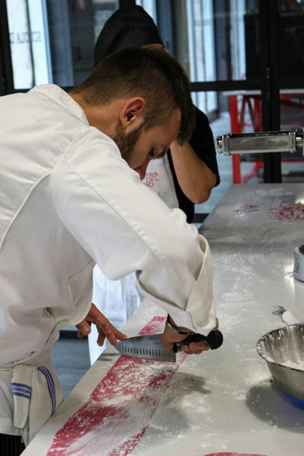 scuola di cucina professionale la palestra del cibo torino