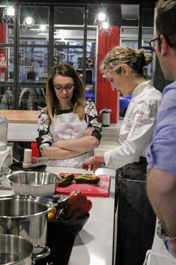 scuola di cucina vegana e vegetariana la palestra del cibo torino