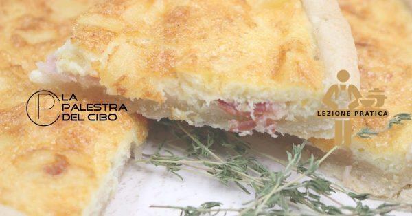 cucina di base quiche e torte rustiche corso di cucina di base scuola di cucina torino la palestra del cibo chef sergio maria teutonico chef daniela goffredo