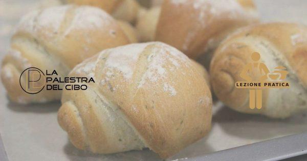 corso di panificazione panificare con il lievito di birra scuola di cucina torino la palestra del cibo fare il pane in casa profumo di pane