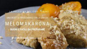 melomakarona biscotti greci