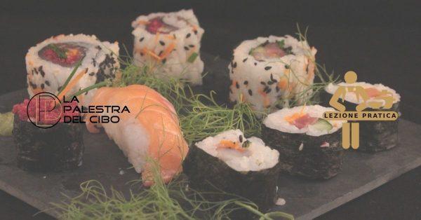 corso di sushi corso di cucina giapponese corso di cucina a torino scuola di cucina torino la palestra del cibo corso di cucina online